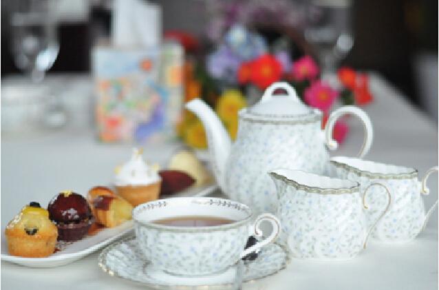期间锦江宾馆和欧洲房子将推出各种法式正餐,下午茶套系供成都人民图片