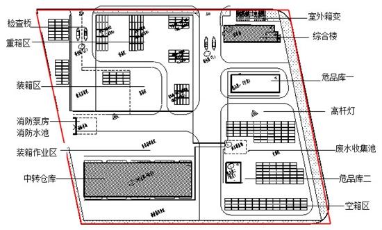 公司格局设计平面图