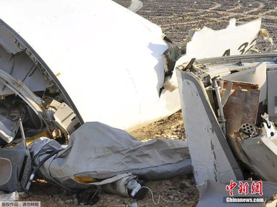 从埃及沙姆沙伊赫飞往俄罗斯圣彼得堡的俄罗斯客机31日清晨起飞后不久坠毁于埃及西奈半岛阿里什地区南部的哈桑纳山区。机上共有217名乘客和7名机组人员,乘客多为俄罗斯游客。