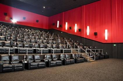 墨西哥的Cinemex集团是世界上最大的电影院运营商之一(图片:De Francogael)