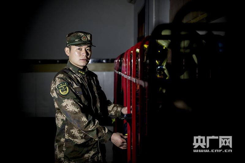 北京市海淀区公安消防支队双榆树消防中队中队长 姚健